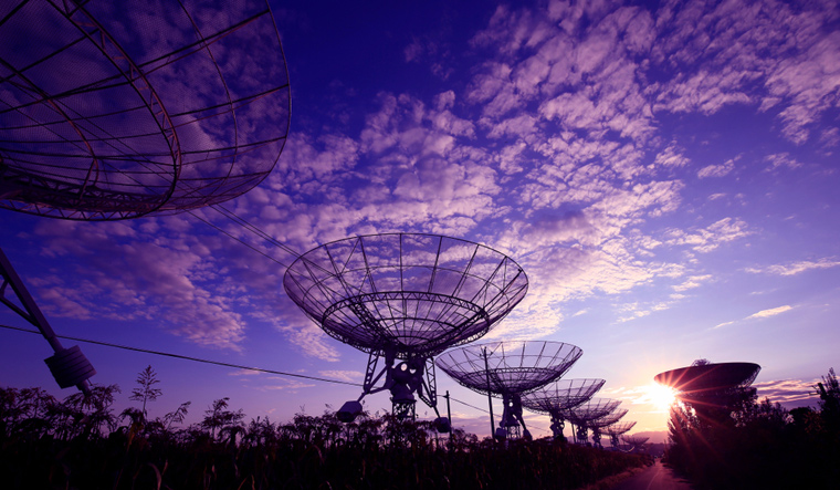 Astronomers intercept mysterious repeating radio signals from space