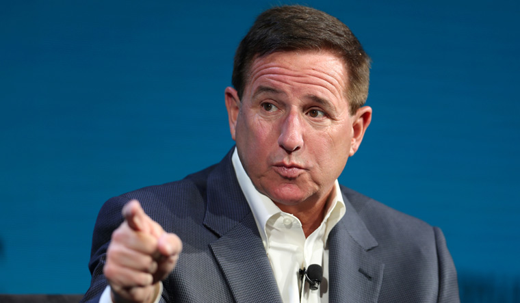 Mark Hurd, Oracle's co-chief executive, dies at 62