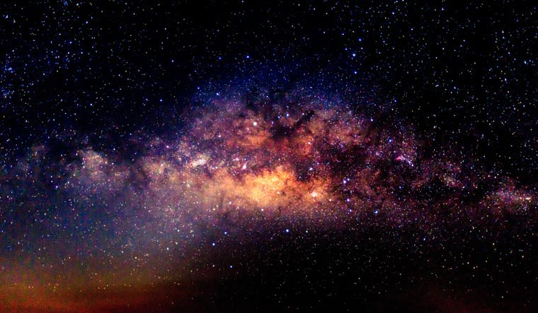 Astronomers may have found the fringe of Milky Way