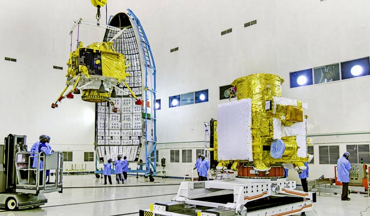 Scientists hail ISRO for detecting Chandrayaan-2 technical snag in time