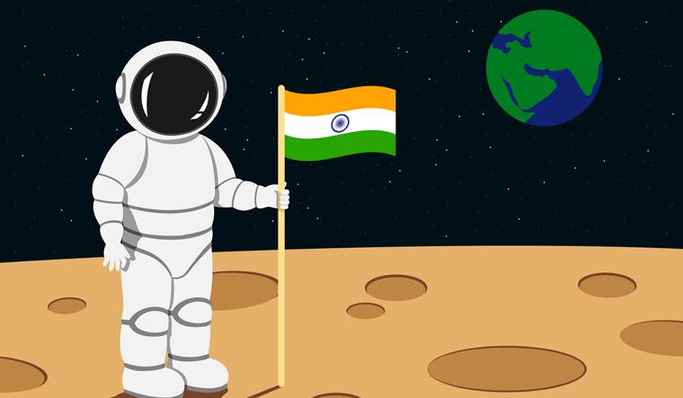 isro-space-moon-gaganyaan-mission-india-shut