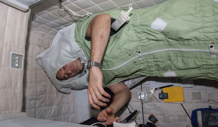 Spaceflight could harm astronauts' joints: Study