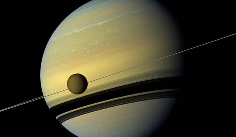 Saturn's moon may offer insights for climate change on Earth: Study