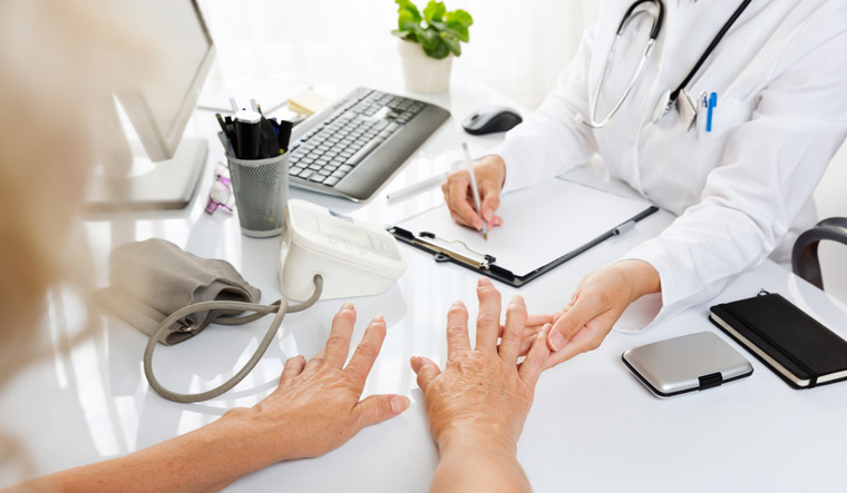 A Novel Method Of Diagnosing Rheumatoid Arthritis In Early Stages The Week