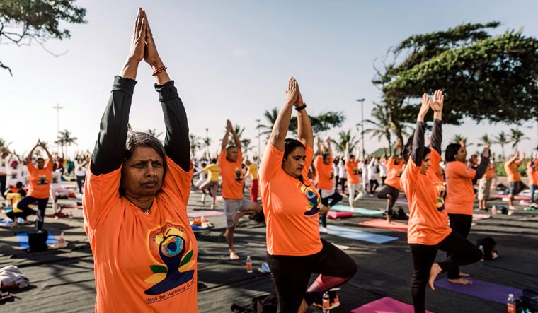 Significant increase in popularity of yoga in recent years, says Indian Ambassador