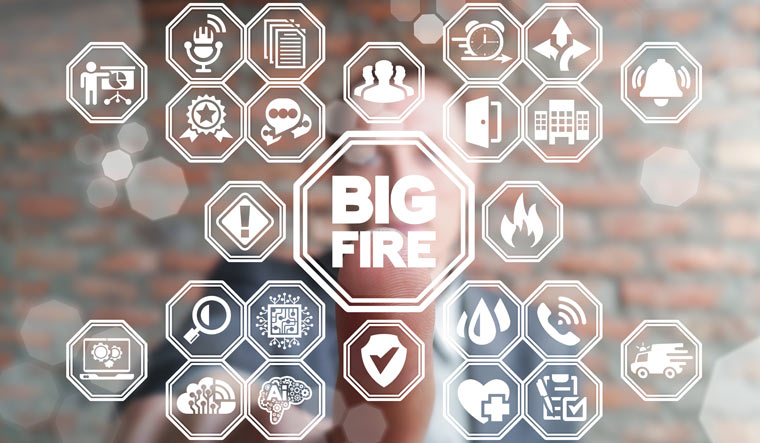 US-based startup offers fire safety tech to Indian hospitals
