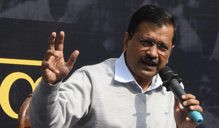 BJP fields Yuva Morcha's Sunil Yadav against CM Kejriwal