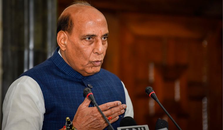 Rajnath to leave for Russia on Wednesday to attend SCO meet - The Week