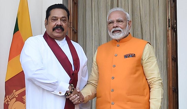 INDIA-SRI LANKA-POLITICS-DIPLOMACY