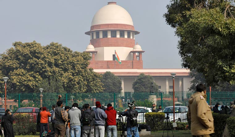 Supreme Court of India | Reuters