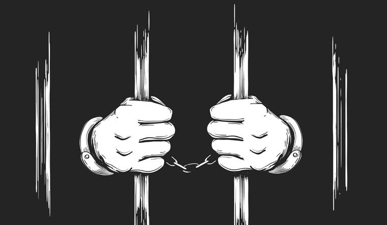 jail-arrested-arrest-prison-crime-police-lock-up-police-station-shut