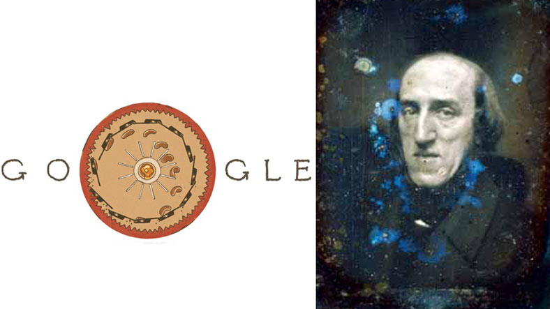 Google honours physicist Joseph Plateau with doodle on 218th birth anniversary