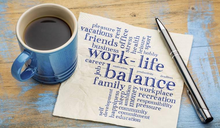 work-life-balance-cup-of-coffee-handwriting-on-a-napkin-shut