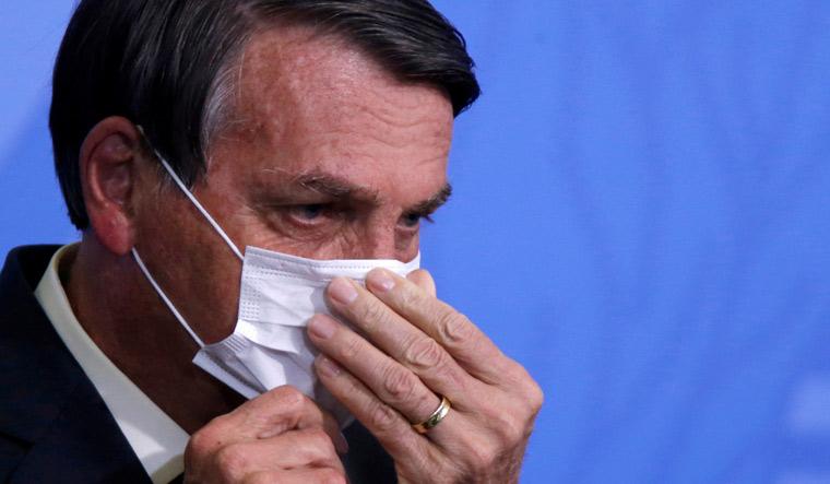 File photo: Jair Bolsonaro