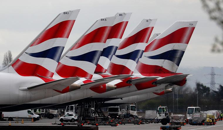 British Airways Jumbos Retired