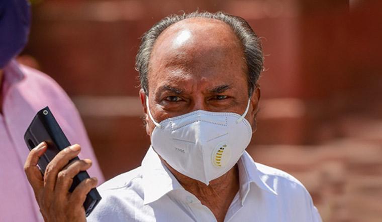 A.K. Antony | PTI