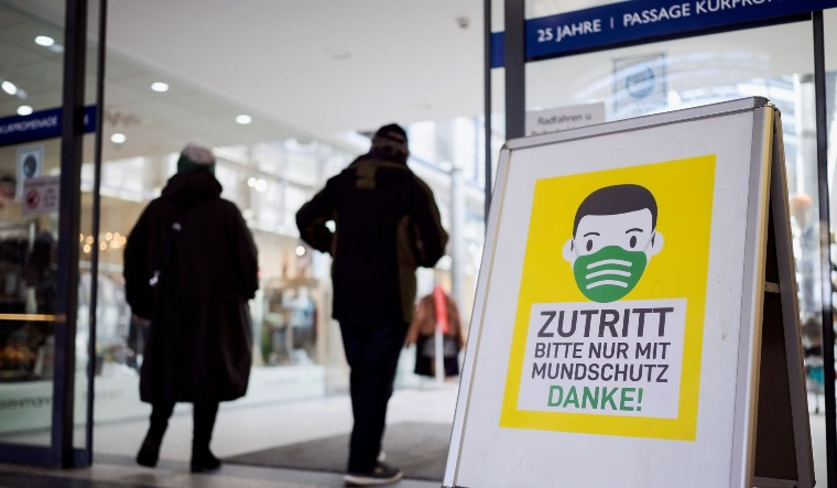 Germany considers restrictions for unvaccinated