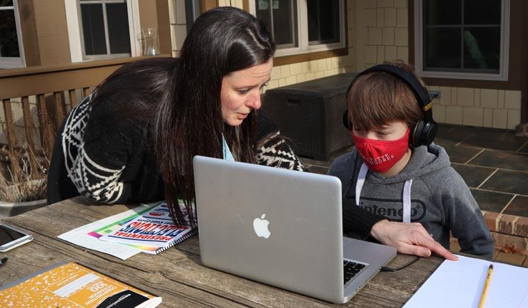 Virus Outbreak Public School Enrollment