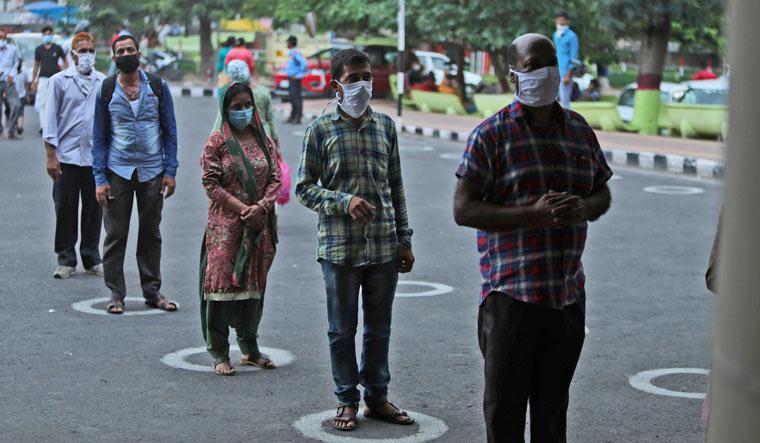 Virus Outbreak India One Million Cases