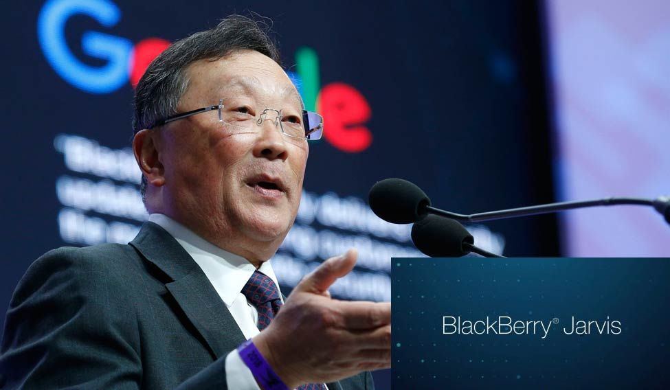 BlackBerry Wants To Keep Smart Cars Secure With 'Jarvis'