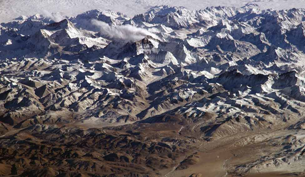Himalayas were born 47 million years ago: Scientists