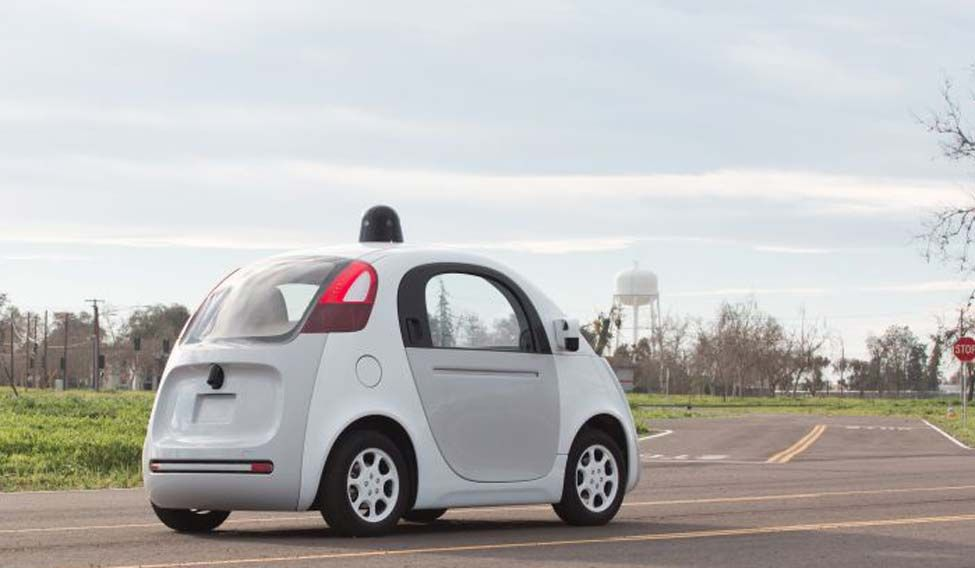google-self-car
