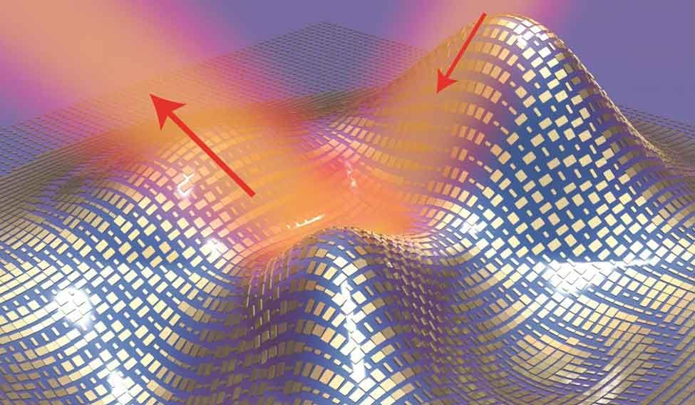 Now you see it, now you don't: invisibility cloak nears reality