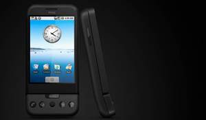 HTC Dream―World's first Android smartphone