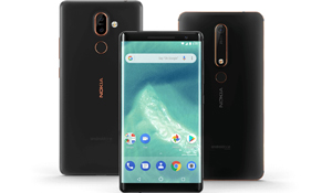 Nokia Android One smartphones