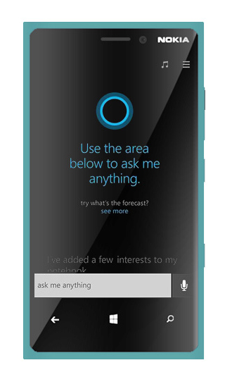 Cortana joined the leagues of Siri and Google Now