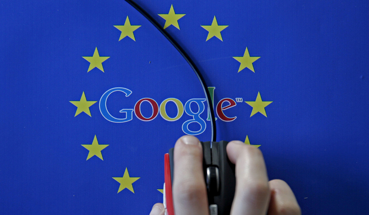EUROPE-PRIVACY/GDPR-GOOGLE