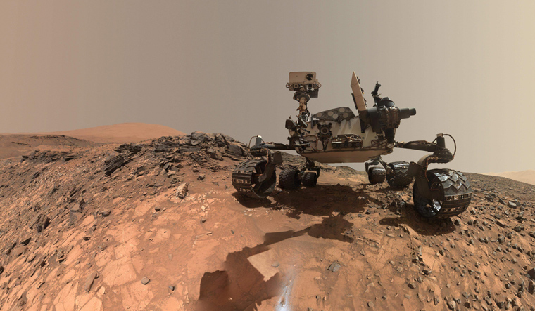 Drone NASA found possible evidence of life on Mars