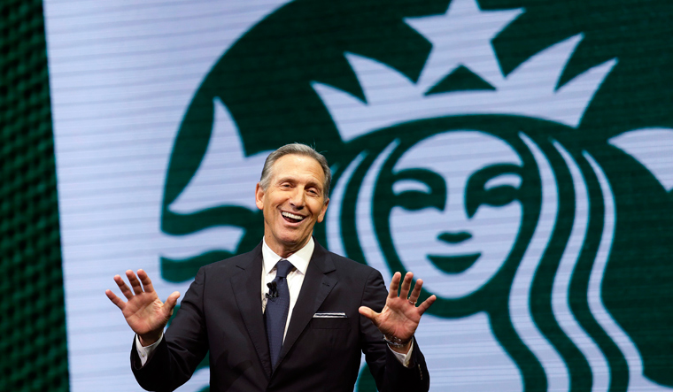 Starbucks serves up bigger plans for China