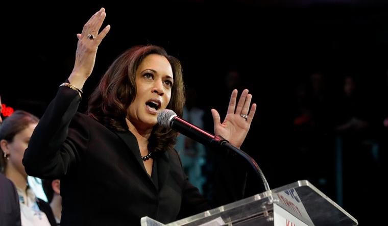 2016 Election Senate Kamala Harris