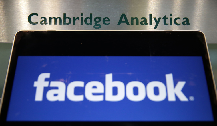 Cambridge Analytica and its British parent SCL Elections Ltd will be shut down immediately