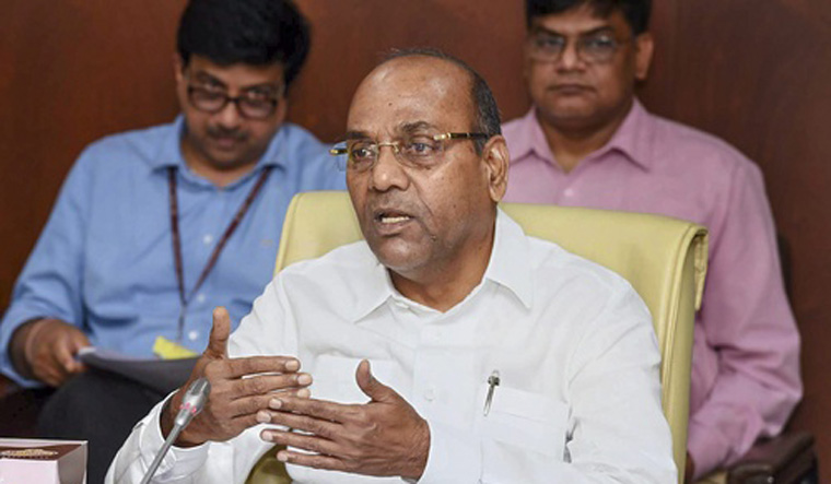 Anant-Geete-minister