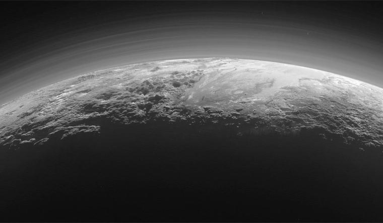 Space Pluto