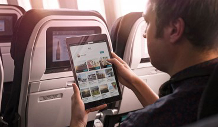 Internet services on Indian flights may become reality in days