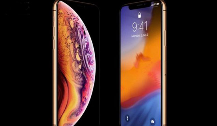 Our first look at Apple's golden new 'iPhone XS' smartphone
