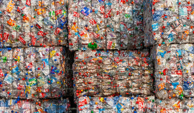 Novel 'upcycling' process to give plastic packaging a new