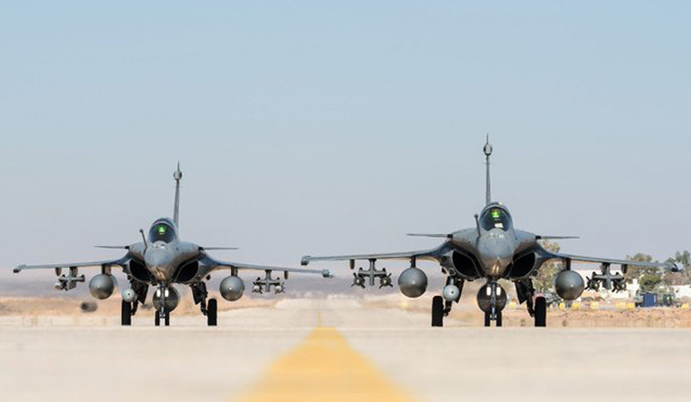 First batch of six Rafale jets likely to arrive in India by July ...