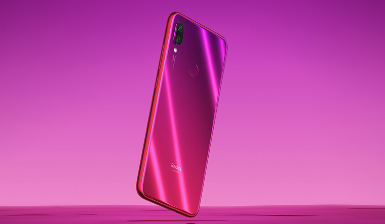 Xiaomi Redmi note 7 pro with 48 mp camera