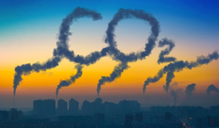 Carbon dioxide levels hitting historic high is the final wake-up call