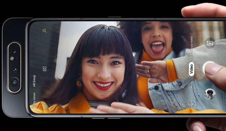 Image result for Samsung Galaxy A80