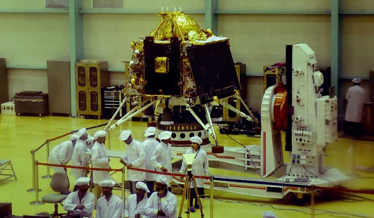 Chandrayaan-2 most challenging space mission undertaken by India: ISRO chairman