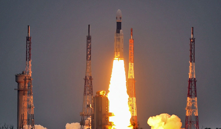 Chandrayaan-2: India's second moon mission launched successfully