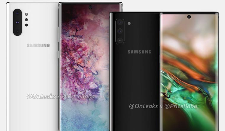 Samsung Galaxy Note 10 specs leaked ahead of launch - The Week