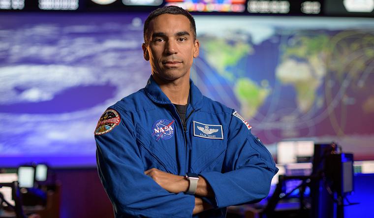 Raja Chari [Image source: NASA website]