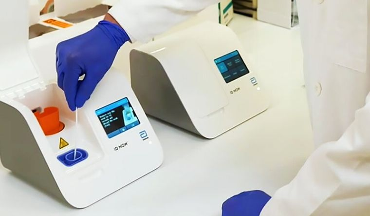 US-based Abbott develops portable 5-minute test to detect COVID-19