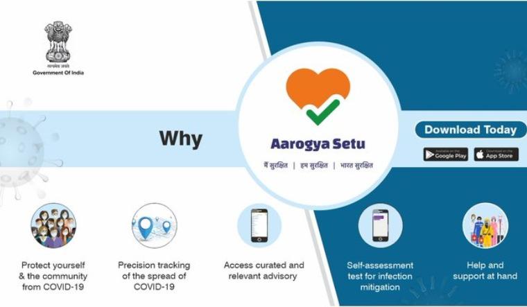 aarogya setu rep